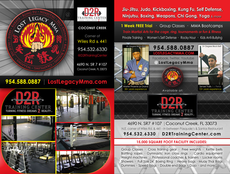 Coconut Creek MMA School